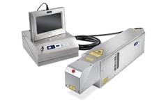 標準出力タイプレーザーマーカー(Linx CSL30)