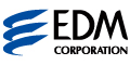 EDM CORPORATION Web site banner(120×60)