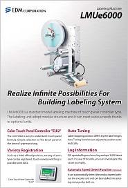 LMUe6000 catalog download