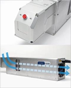 Linx CSL30 高耐久構造・長寿命設計イメージ写真