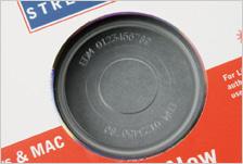 CSL30の印字事例:CD-R