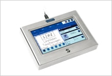 Linx CSL30 ユーザインタフェースLinx Vision