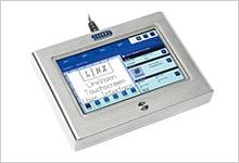 Linx CSL60 ユーザインタフェースLinx Vision
