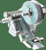 LMC6000 [Space saving model labeling machine]