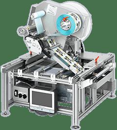 卓上空袋ラベリングマシンLMFe6000-FJ