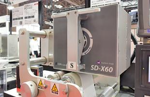 SDX60c展示の様子