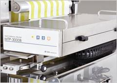 MTP3000B多列印字イメージ写真