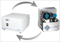 PCiシリーズ共通の特長:サーマルプリンタ連動機能