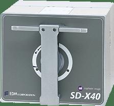 SDX40i本体機械写真