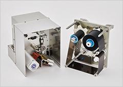 THP2000cのカセットユニットと本体