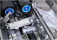 THP600シリーズの袋の安定搬送