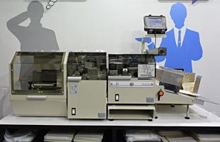 THP600シリーズ展示の様子
