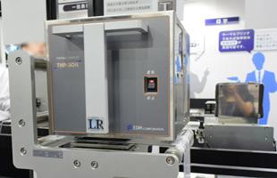 THP301L展示の様子