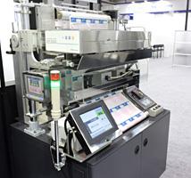 MTP3000B展示の様子