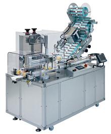 帯びかけラベラーの機械写真