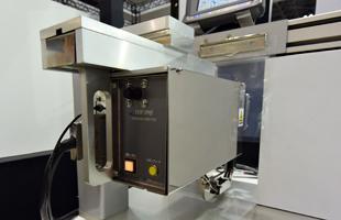 THP200J展示の様子